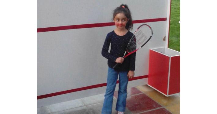 جشنواره ورزشی کودک و اسکواش