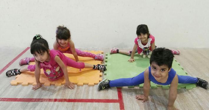 استعدادیابی اسکواش استان البرز
